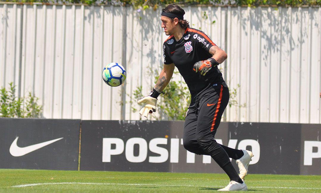 2de898b2dee Cássio sonha em ser o jogador que mais vestiu a camisa do Corinthians  (Foto  Antônio Cícero PhotoPress Estadão Conteúdo)