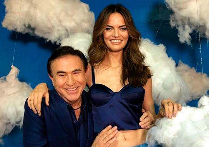 Amaury entrevista top model Barbara Fialho sobre novo projeto