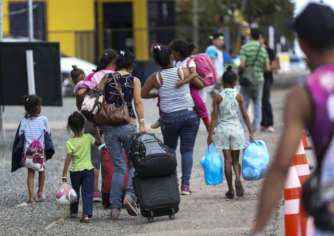 Brasil terá 2 vezes mais venezuelanos em 2019, diz ONU