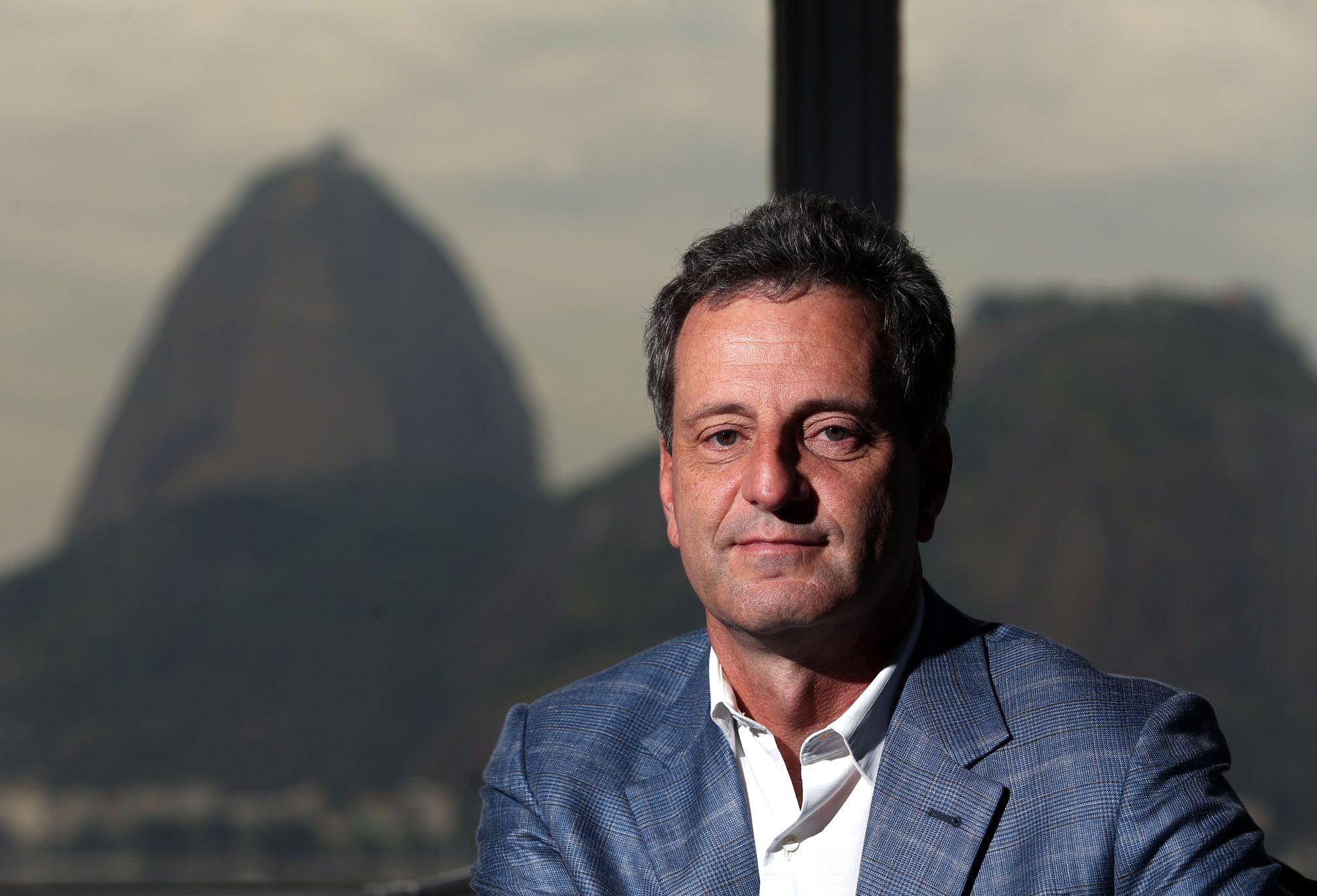 Rodolfo Landim é eleito novo presidente do Flamengo - Band.com.br c62e5240ba085