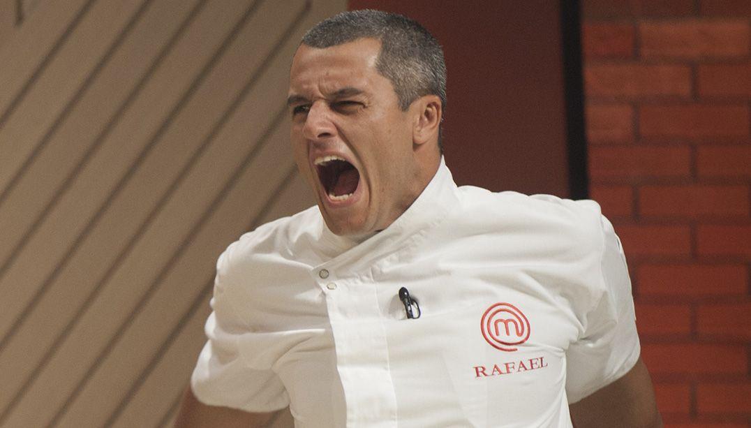 Rafael Gomes diz que a ficha ainda não caiu após vitória