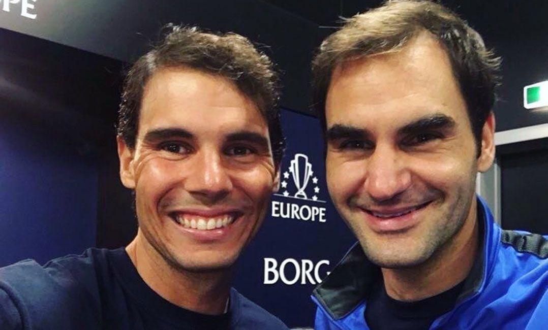 Nadal e Federer se enfrentam pela 39ª vez com tabu e nº 2 em jogo