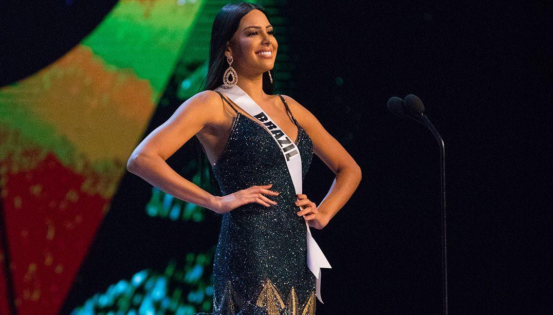 Mayra Dias faz balanço de sua participação no Miss Universo 2018