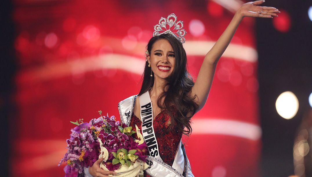 Representante das Filipinas conquista título de Miss Universo 2018