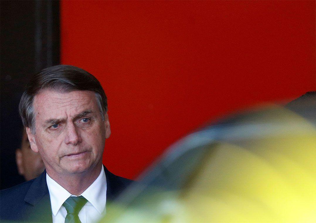 Árabes prometem medidas se Bolsonaro mudar embaixada em Israel