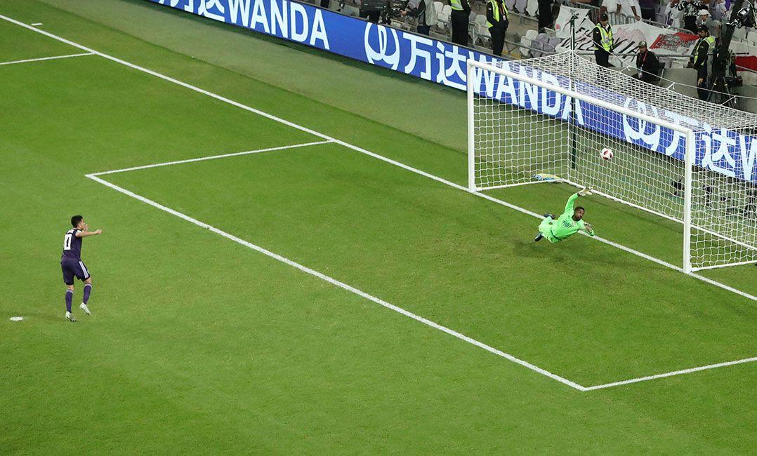 River Plate dá vexame e perde nos pênaltis para o Al Ain