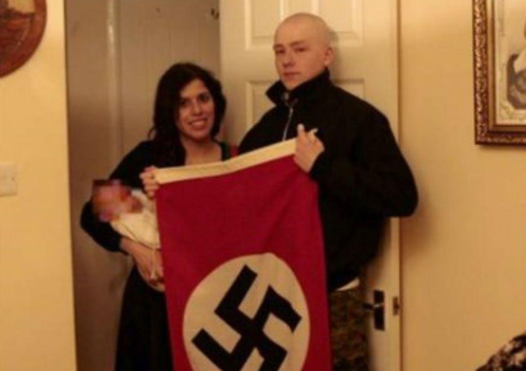 Casal que homenageou Adolf Hitler no nome do filho é preso