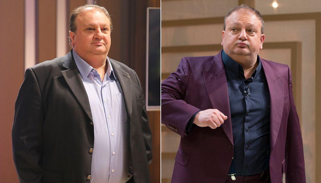 Mais magro, Erick Jacquin revela ter perdido 30 quilos