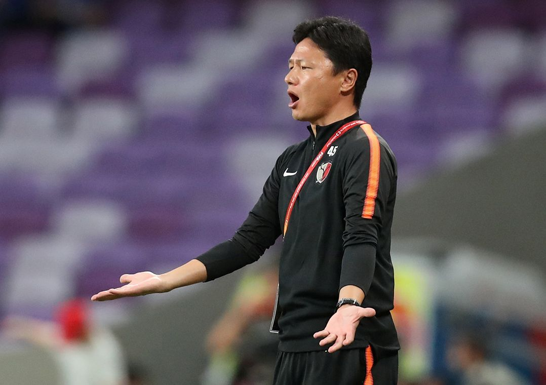Técnico do Kashima Antlers crê em vitória sobre o Real Madrid