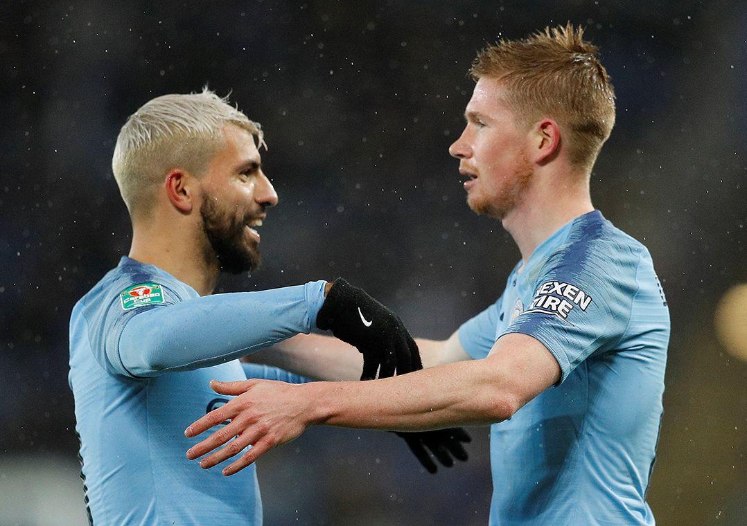 City vence Leicester nos pênaltis e vai às semis da Copa da Liga