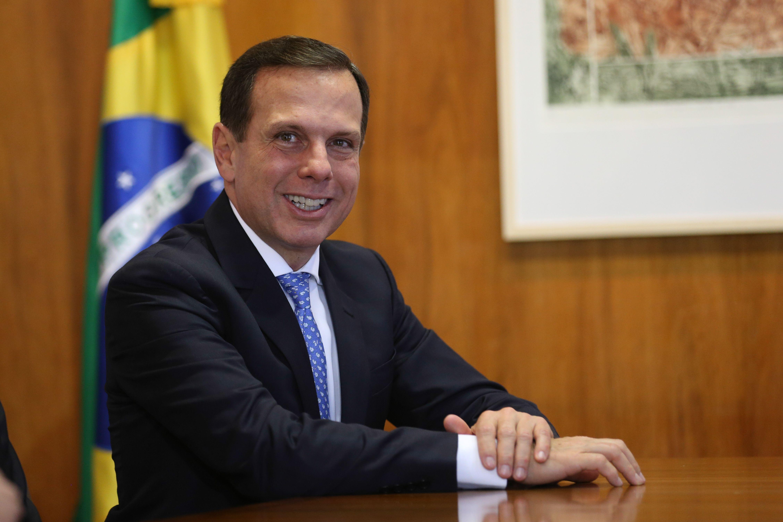 João Dória é o convidado da semana
