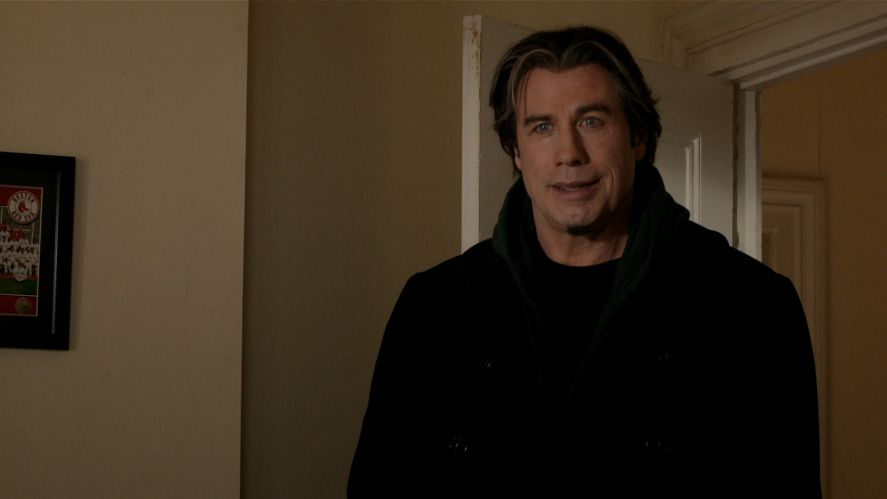 John Travolta no elenco!