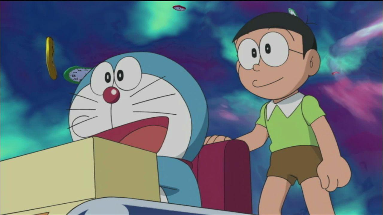 Cena de Doraemon / Divulgação