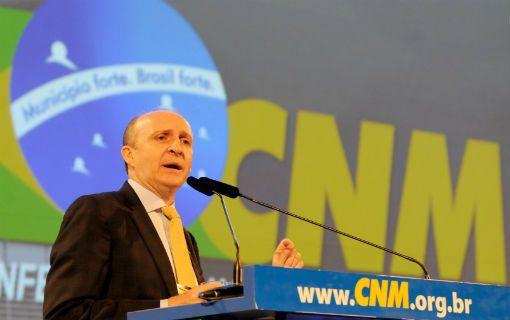 Glademir Aroldi falou no Jornal Gente, da Rádio Bandeirantes / Divulgação CNM