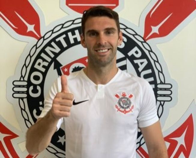 Mauro Boselli é o novo jogador do Corinthians / Divulgação / Corinthians