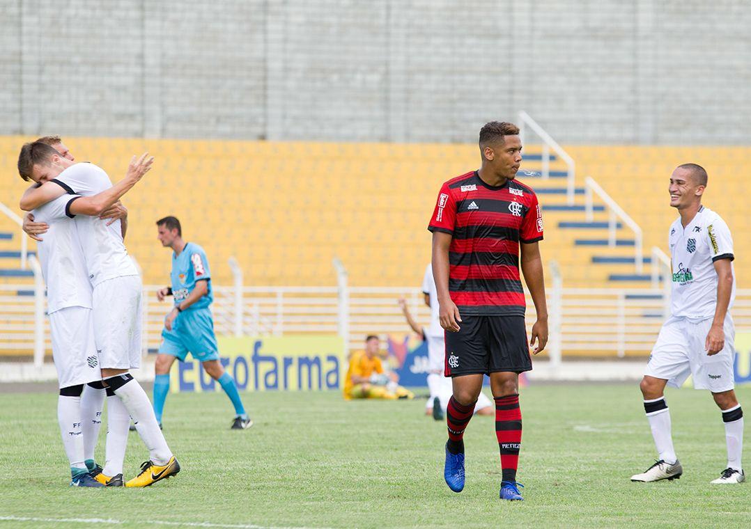 ec12f57c01 Figueirense aguarda o classificado do duelo entre Trindade-GO e Botafogo-SP  (Foto  Maycon Soldan Fotoarena Estadão Conteúdo)