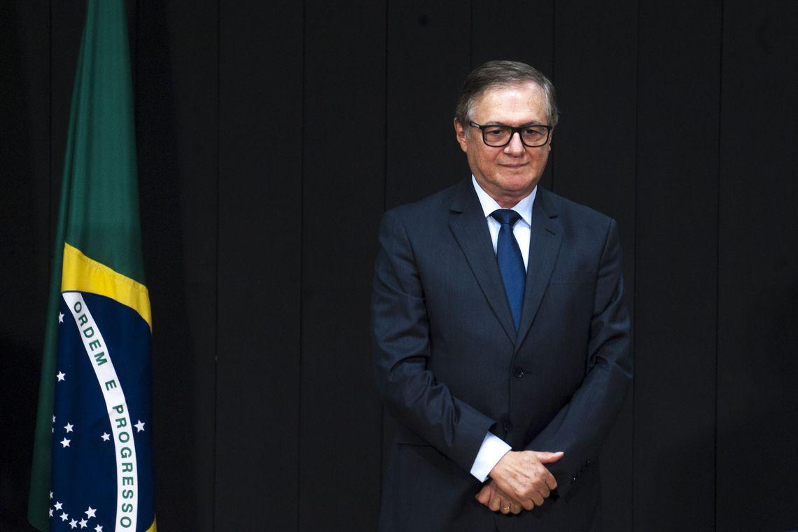 Atual ministro da Educação, Ricardo Vélez Rodríguez