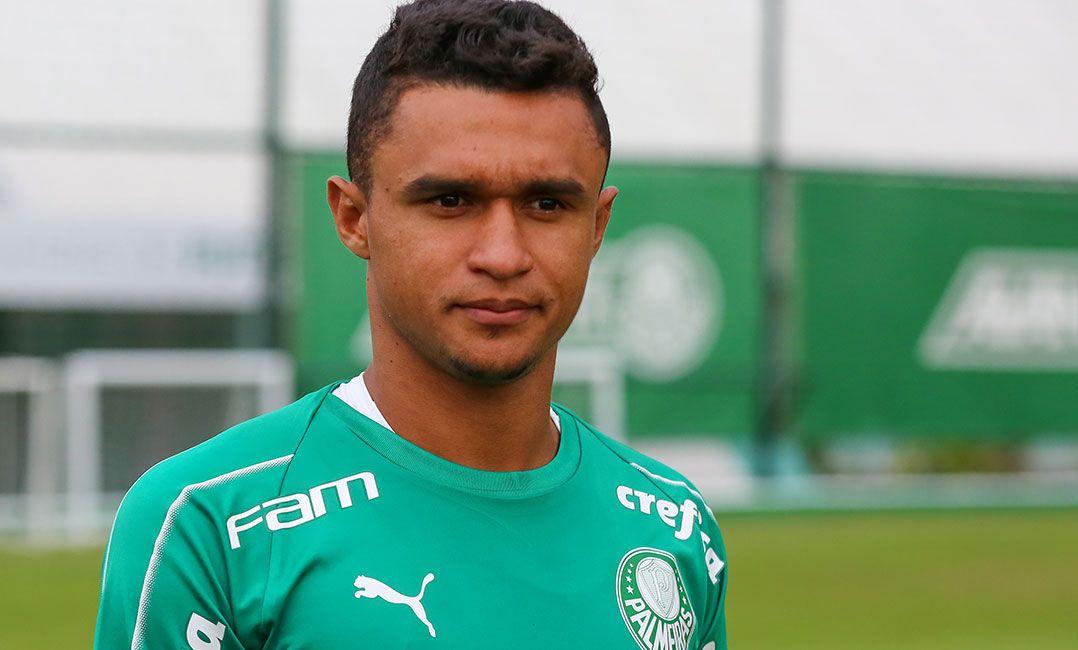 Palmeiras empresta Erik para o Botafogo
