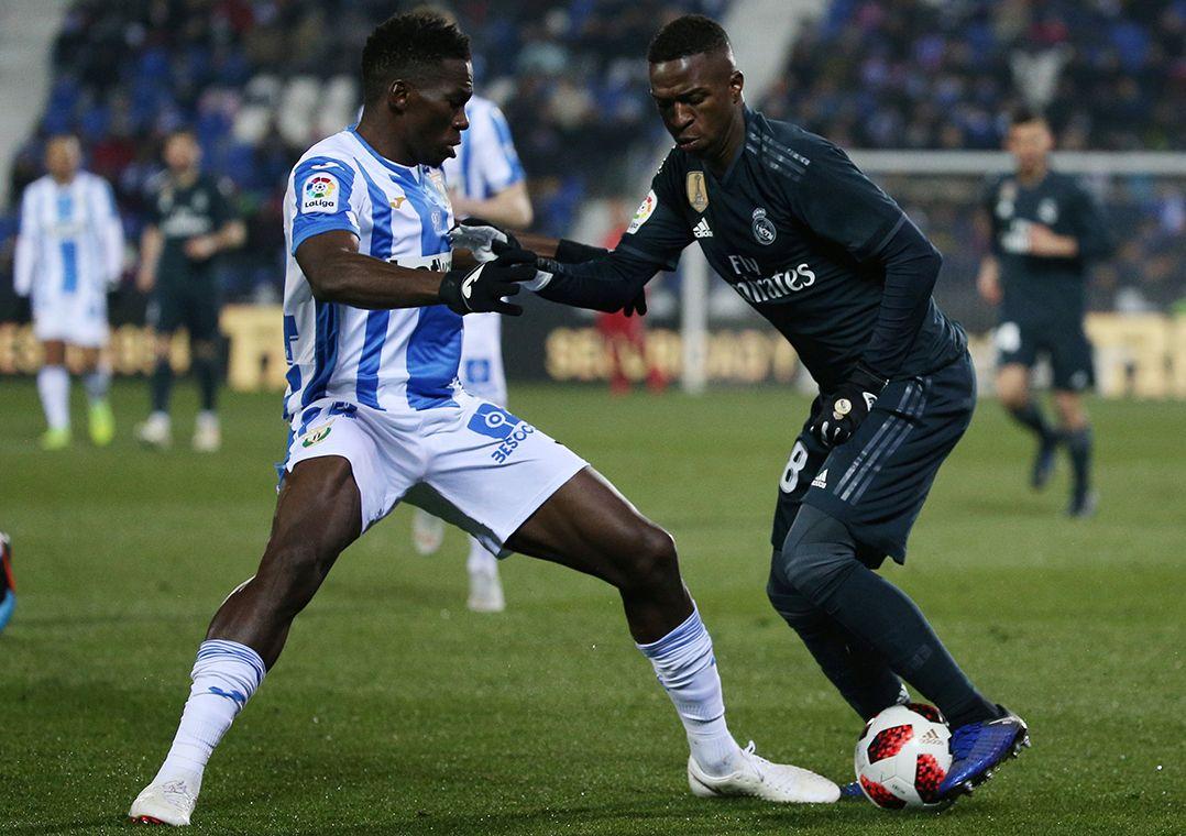 Real perde do Leganés, mas avança na Copa do Rei