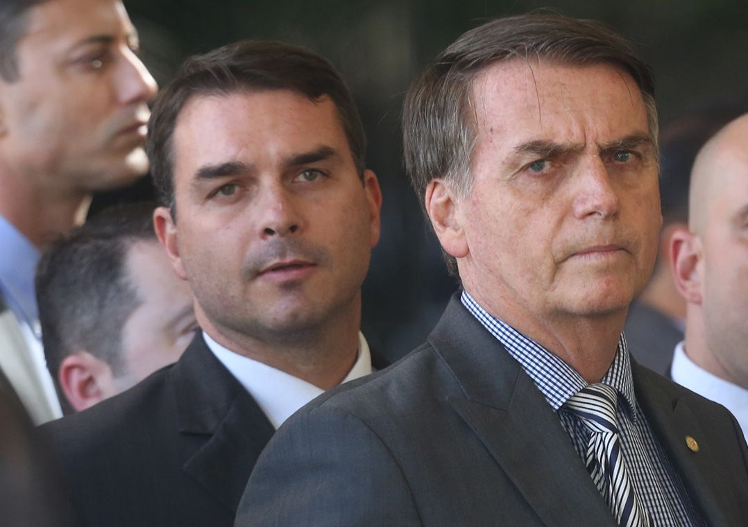 Recurso de filho de Bolsonaro desgasta governo