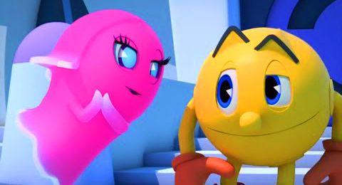 Pac-man ganhou música!