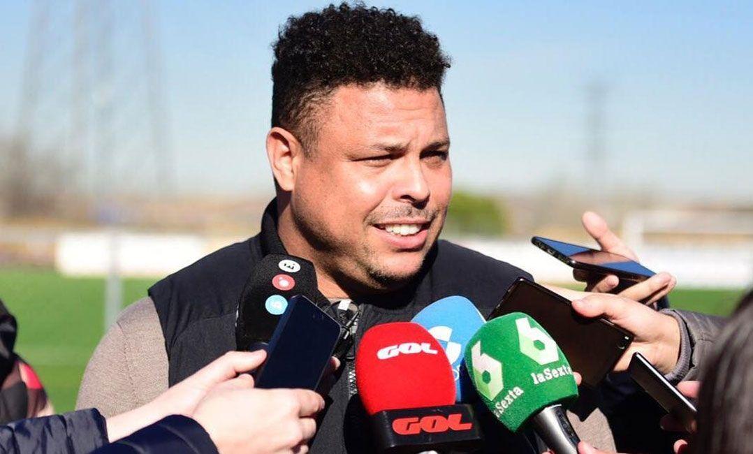 Ronaldo falou dos erros de arbitragem contra o Valladolid   Divulgação  Valladolid 8545592f6f102
