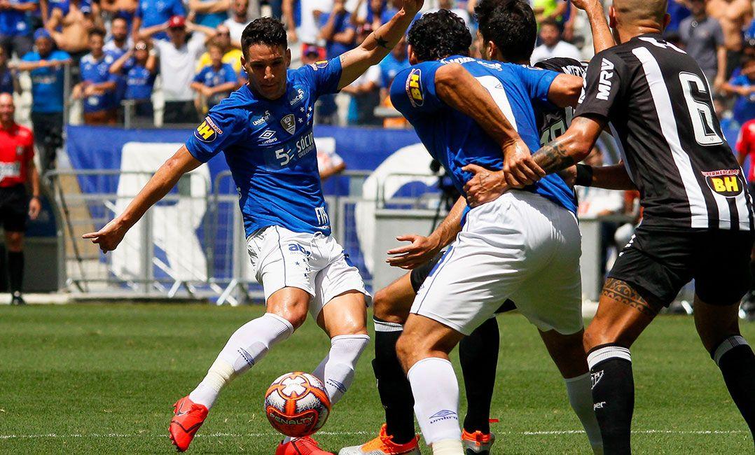 Cruzeiro e Galo empatam em jogo com pênaltis 159923c63690d