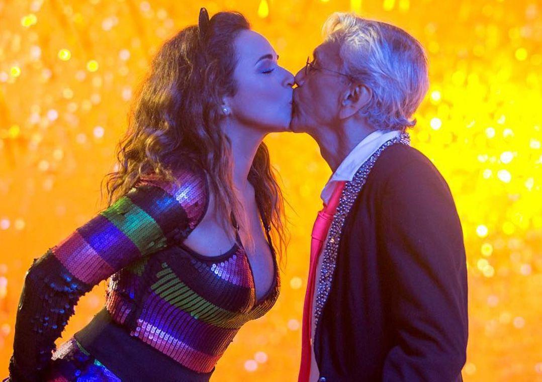 Daniela Mercury e Caetano Veloso fazem parceria para o Carnaval