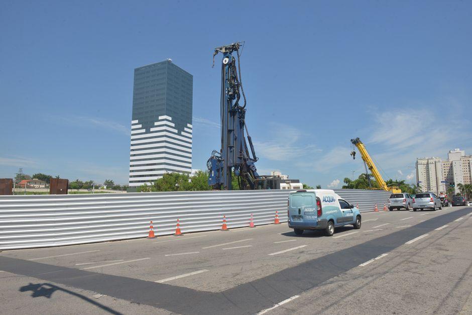 Arco da Inovação: Alargamento de avenida ocorre nesta quarta-feira