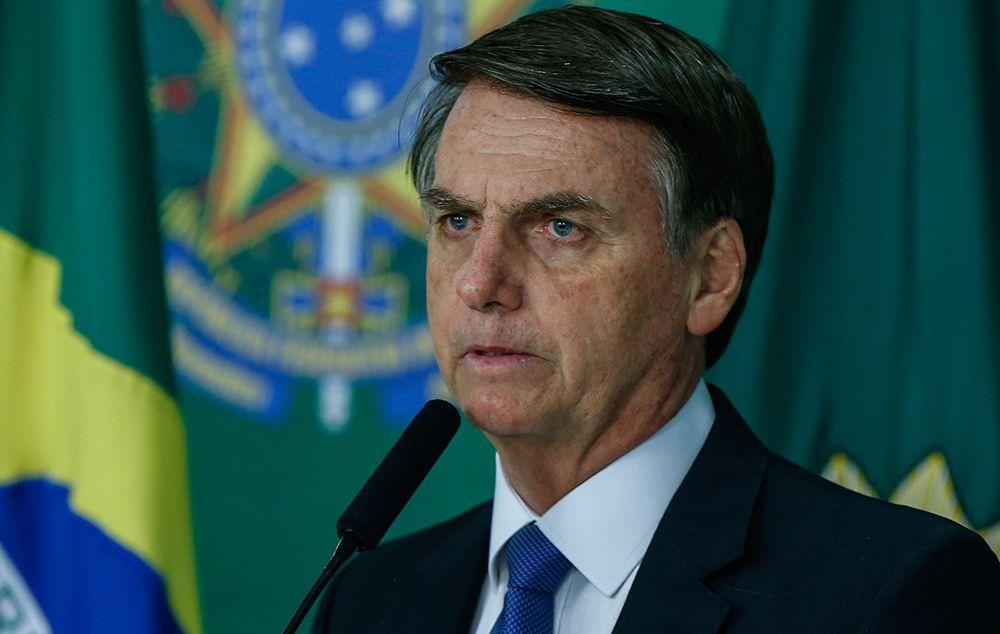 Bolsonaro diz que errou ao votar contra a reforma no passado