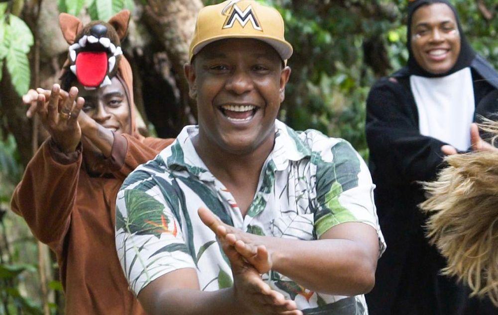 Márcio Victor lança Rei Leão, aposta do Psirico para o Carnaval