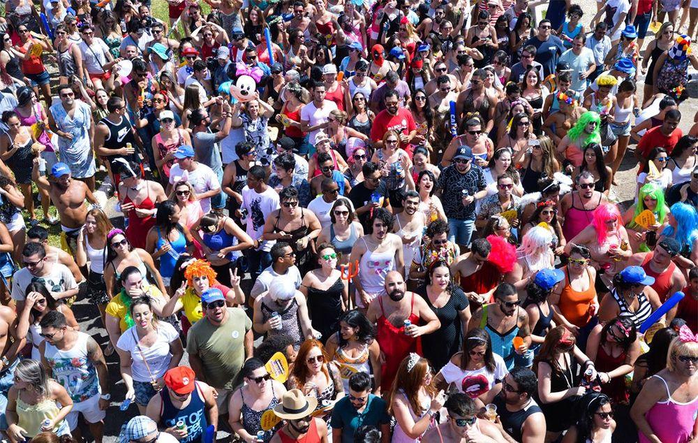 Carnaval de rua de São Paulo terá desfile de 516 blocos
