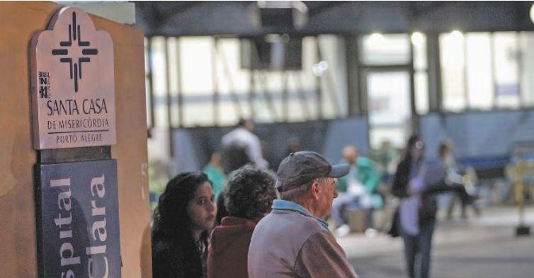 Santa Casa de Porto Alegre vai contar com nova emergência para SUS
