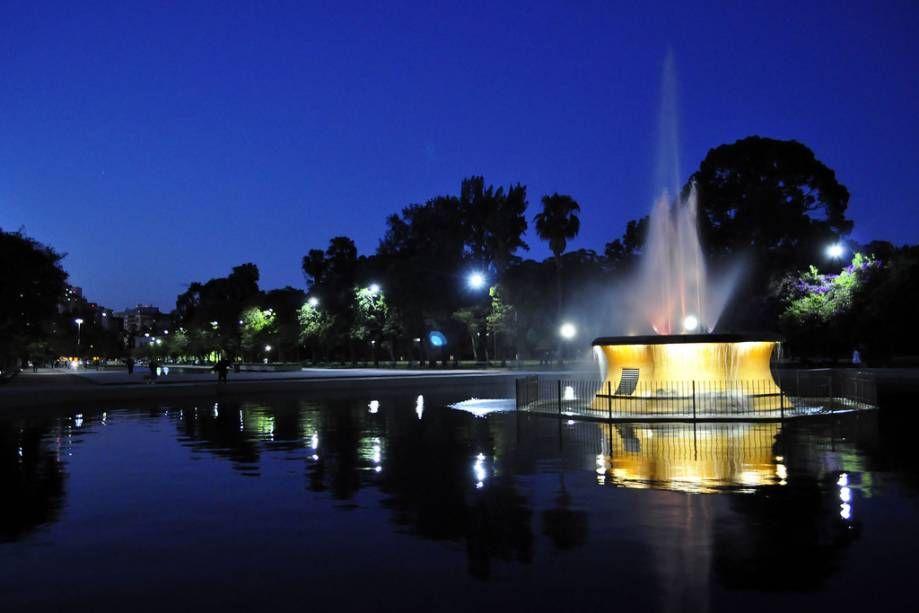 Parque da Redenção ainda continua sem iluminação
