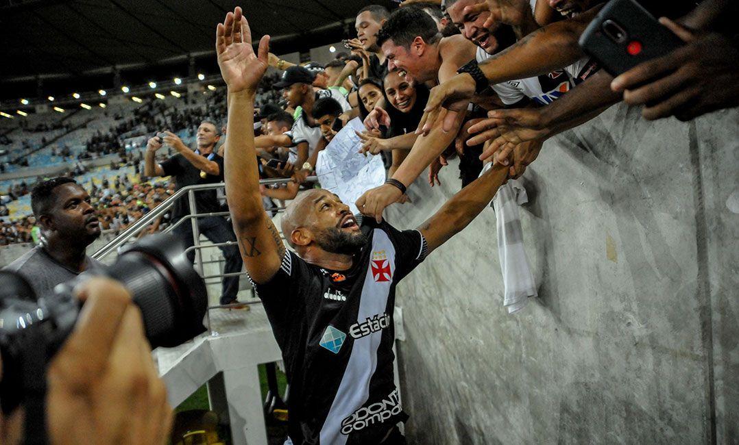 Fellipe Bastos provoca Fluminense e usa grito homofóbico