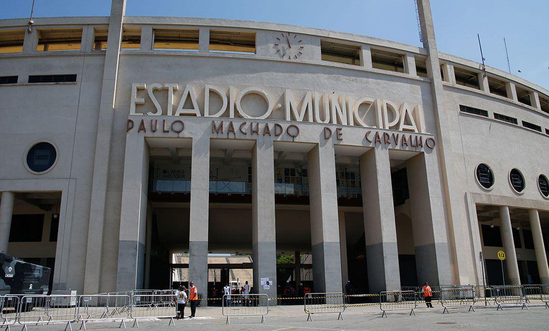 Consórcio planeja complexo subterrâneo no Estádio do Pacaembu