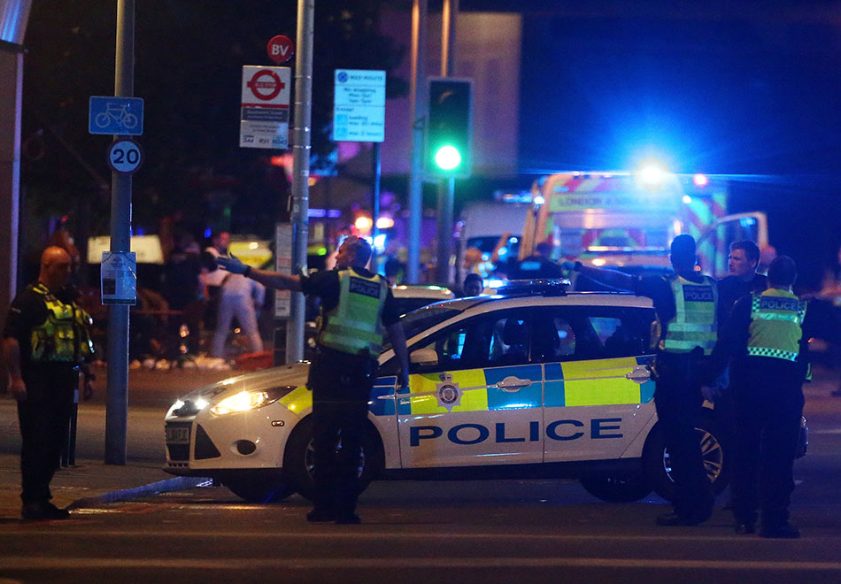 Londres é alvo de novos ataques terroristas