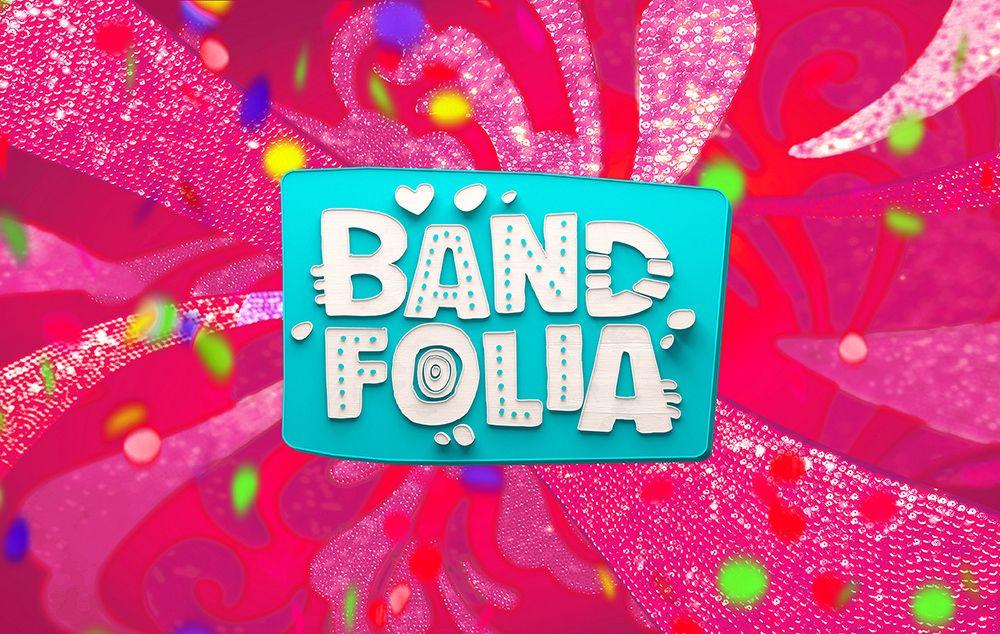 Novo logo do Band Folia