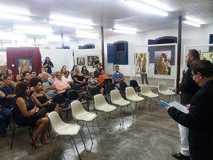 Inscrições abertas para mostra de artes em Taubaté