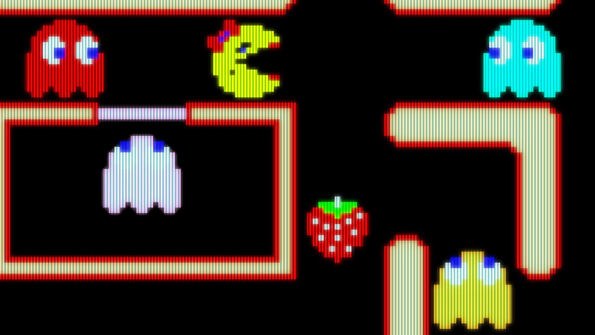 Conheça a Sra. Pac-Man