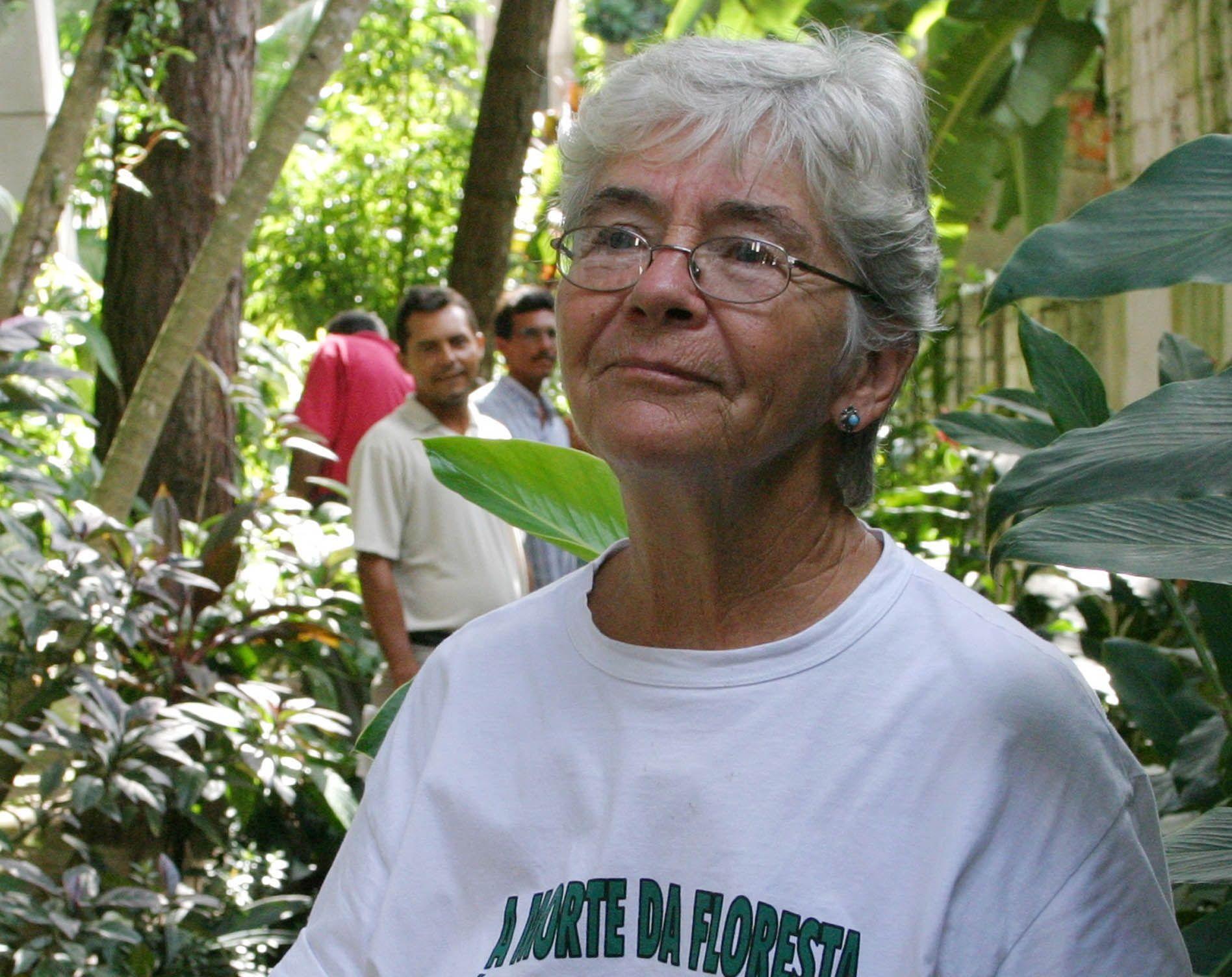 STF manda prender condenado por assassinato de Dorothy Stang