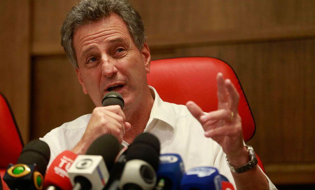 Presidente do Flamengo é denunciado por fraude em fundos de pensão
