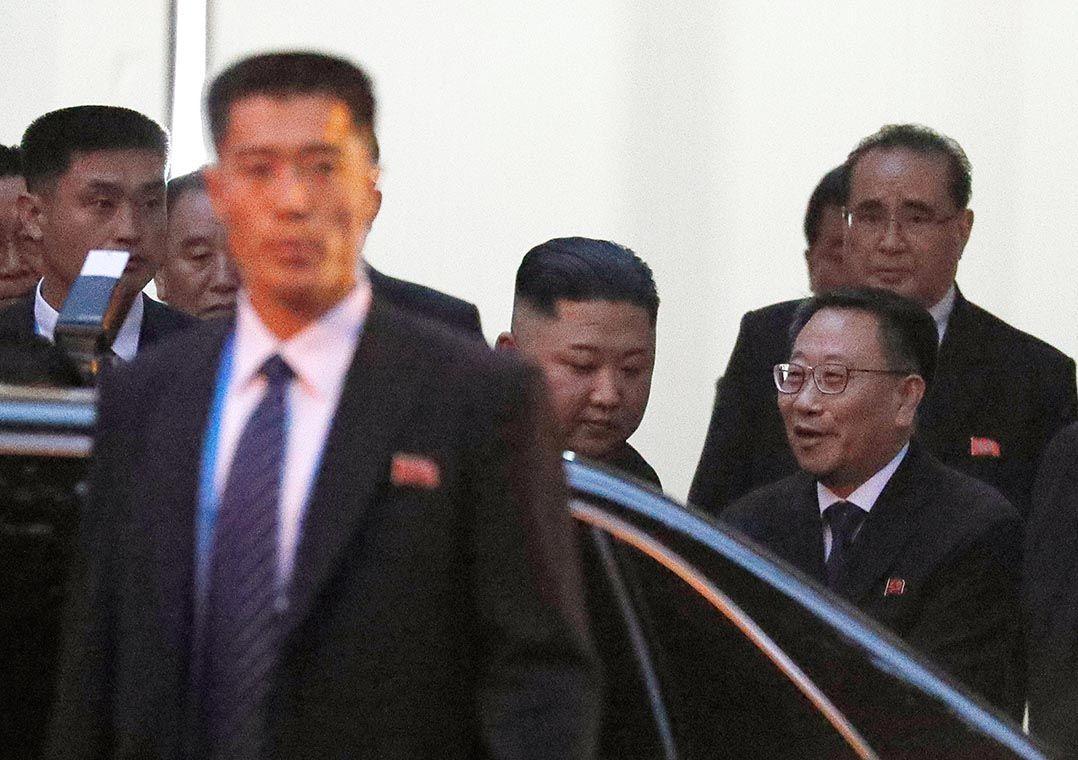 Desnuclearização da península coreana é um dos principais temas das  reuniões entre os líderes 5c9d5acb33e08