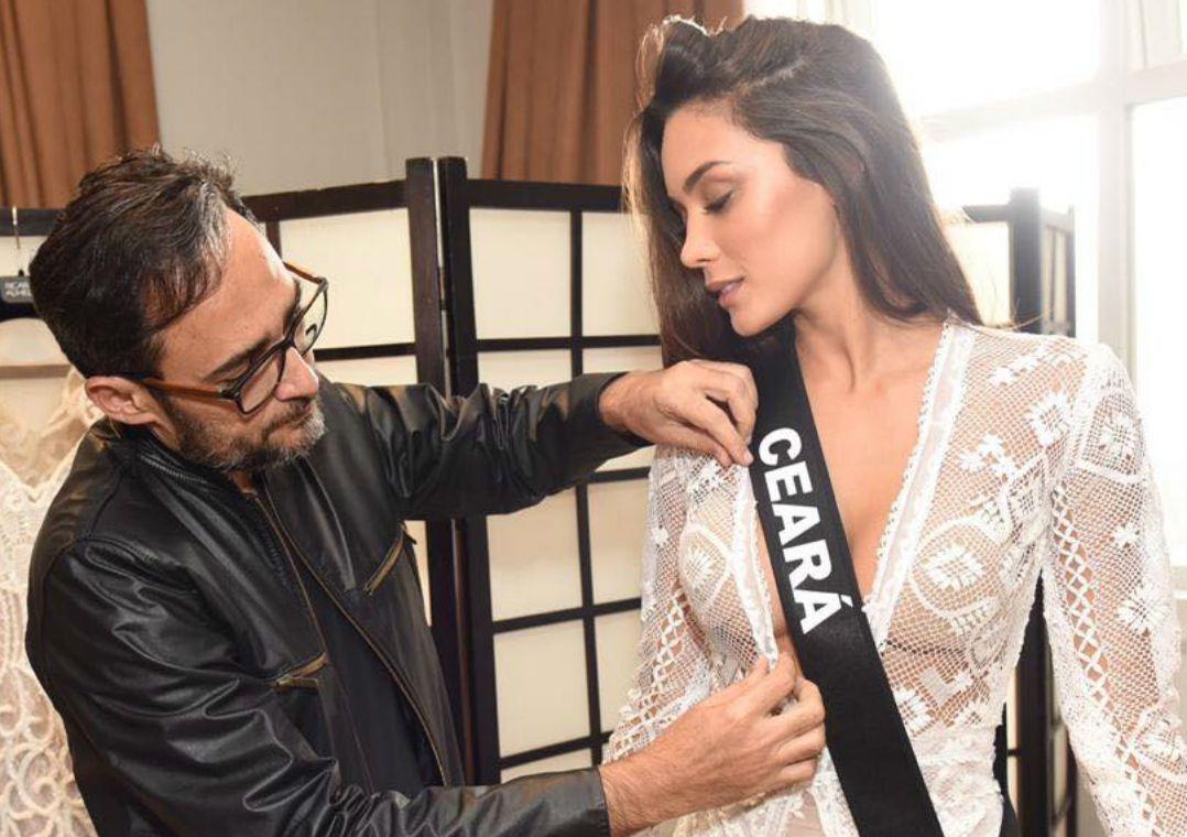 Vestidos de gala do Miss Brasil estão avaliados em até R$ 68 mil