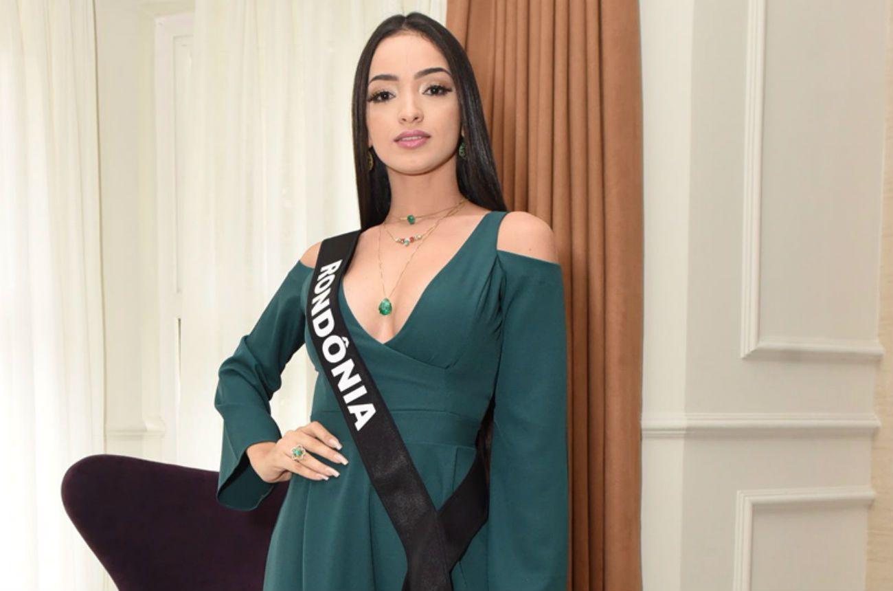 Miss Rondônia: Já deixei de me alimentar para me adequar ao padrão