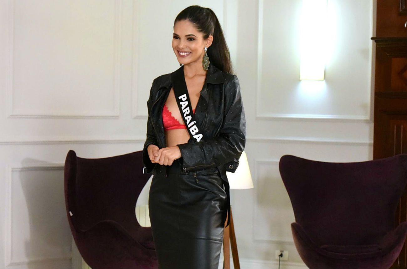 Miss Paraíba: Sofri linchamento na web por ser ex-dançarina de forró