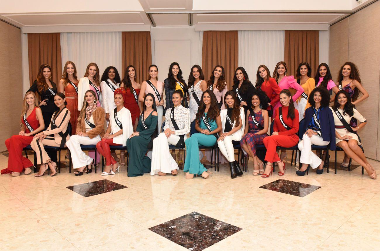 Band transmite ao vivo o Miss Brasil 2019 neste sábado