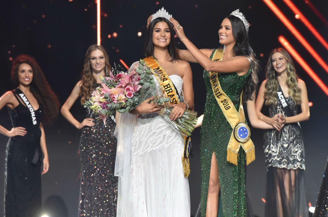 Miss Brasil 2019 levanta bandeira de sororidade após vitória