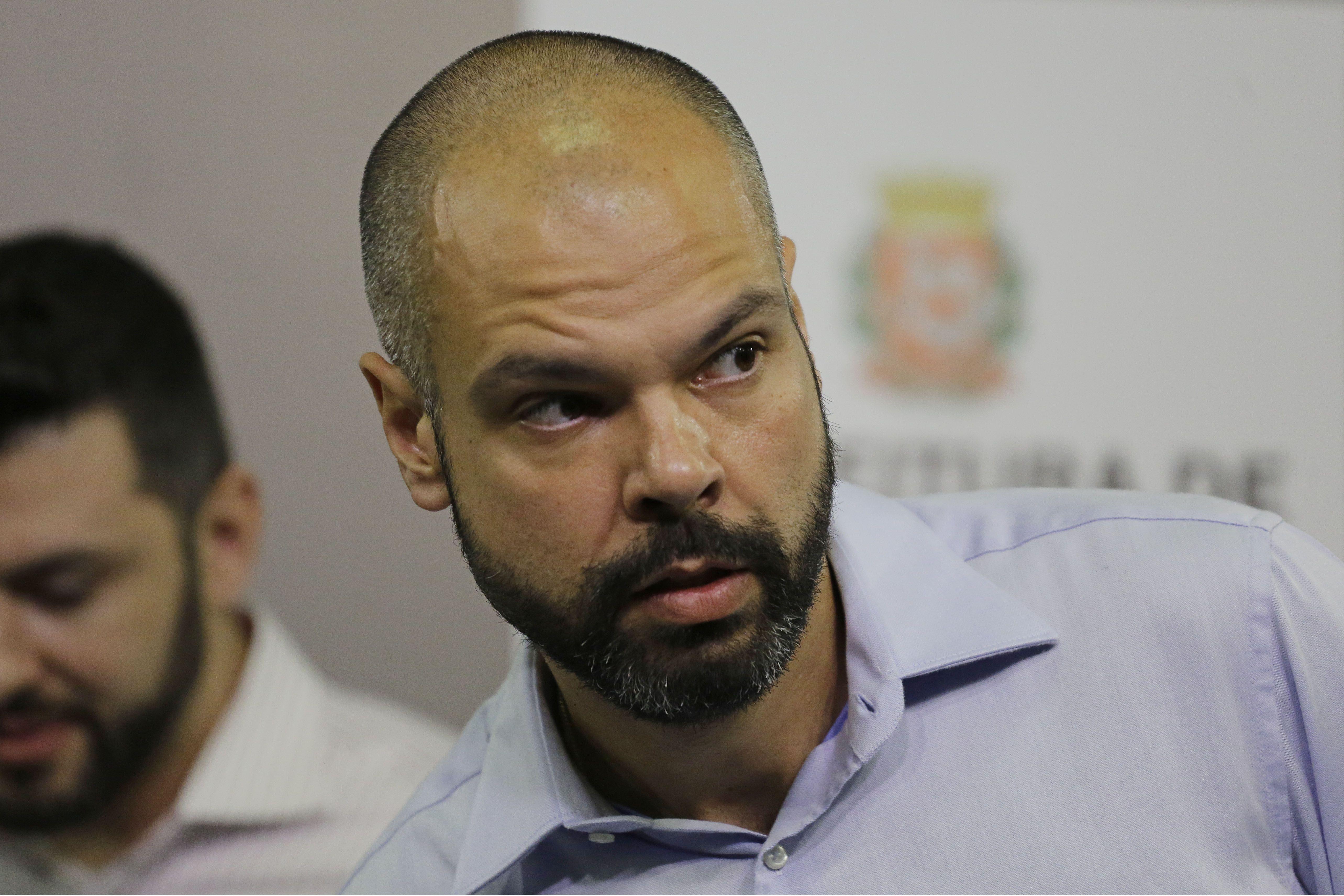 """""""Vou seguir lutando"""", diz Bruno Covas após novo diagnóstico de câncer"""