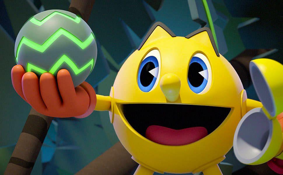 Cena do desenho Pac-Man / Divulgação